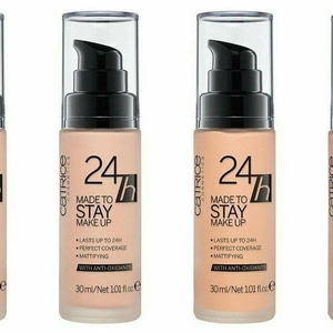 Kem nền CATRICE 24h Made To Stay Make Up