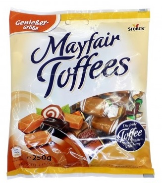 Kẹo Mayfair Toffees 490g