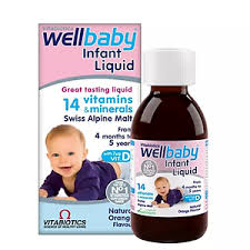 Multi- Vitamin Wellbaby