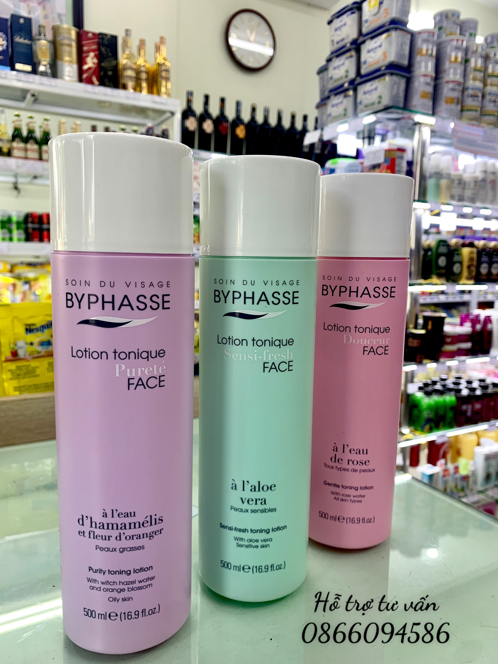NHH Byphasse  500ml
