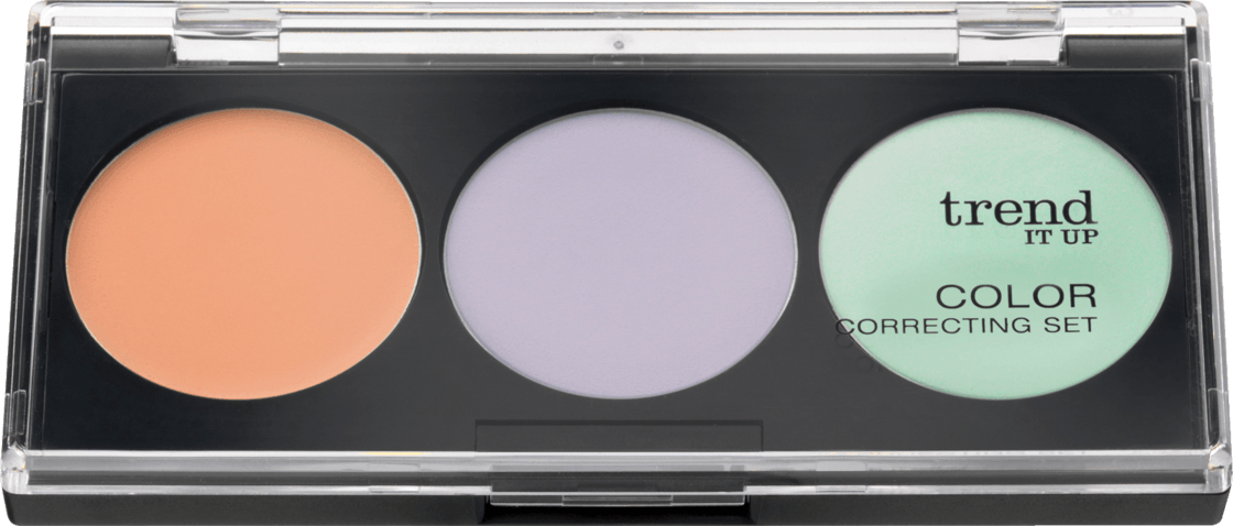 Phấn che khuyết điểm Trend It up Color Correcting Set