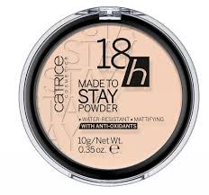 Phấn phủ  Catrice 18h MADE TO STAY POWDER