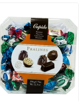 SCL Cupido Pralines 350g