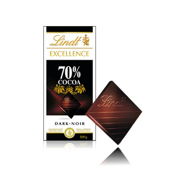 SCL Lindt 70% cacao 100g